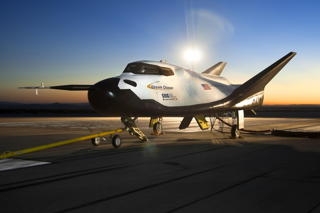 It is unclear how today's failure will impact future tests of Dream Chaser or its status in the CCiCap hierarchy. Photo Credit: SNC / NASA