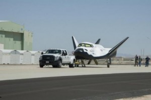 Until today's events, Dream Chaser had successfully completed all the tests that were laid out in front of it. Photo Credit: SNC