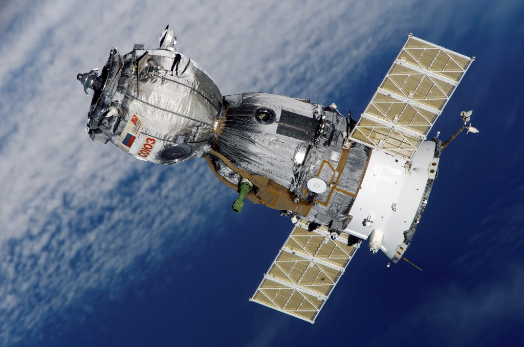 With NASA currently dependent on Russia for access to the International Space Station, many are wondering if the U.S.' days of leading manned space exploration efforts - are over. Photo Credit: NASA