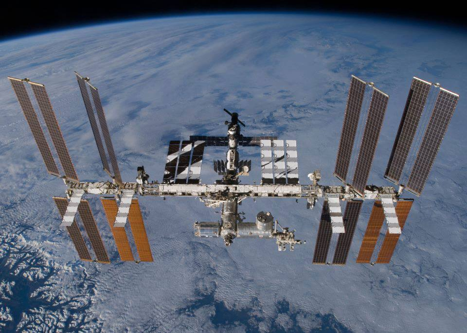 The CBO recommendation would see U.S. involvement in the International Space Station - end. Photo Credit: NASA