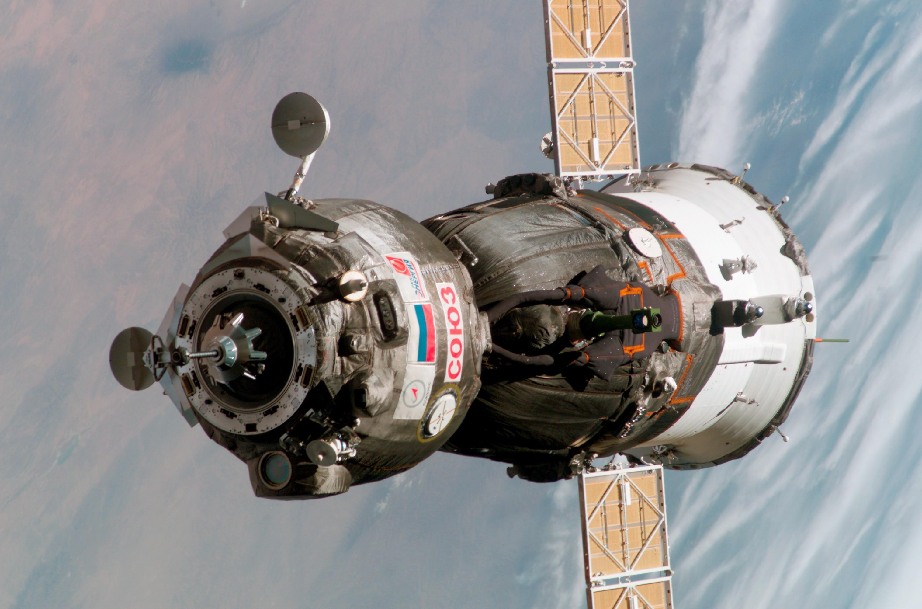 russian spacecraft soyuz - photo #16