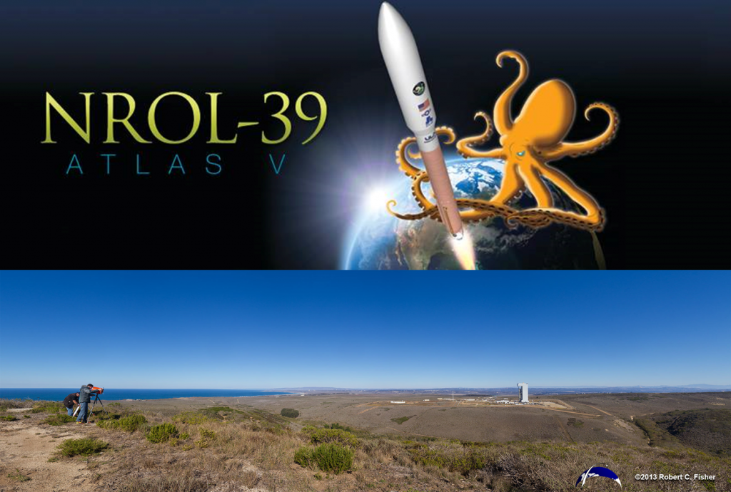 Weather conditions improved over the day prior to launch. This improved the likelihood of launch from 20 to 60 percent of favorable conditions for launch. Photo Credit: Robert C. Fisher / United Launch Alliance